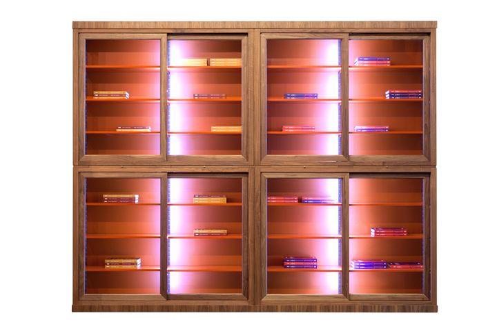 FS3712551 Library Biedermeier
