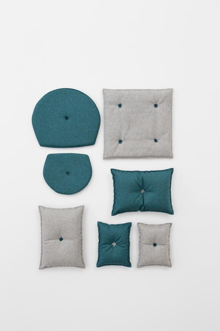Cushions social design magazine