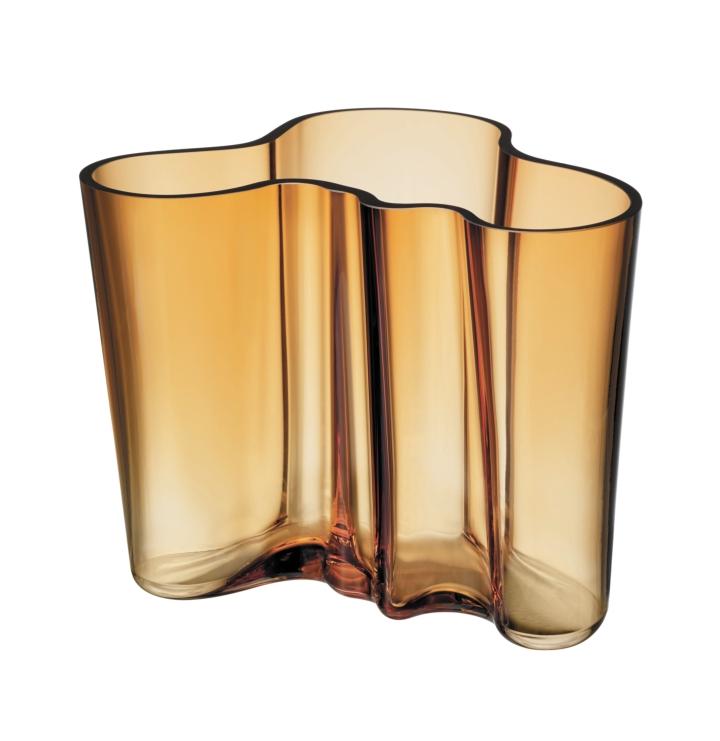 Aalto vase 160mm desert social design magazine