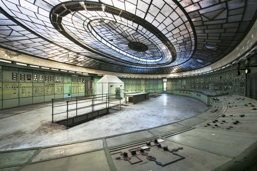 5_Hungary_Kelenföld Power Plant_Photo ReginaldVandeVelde - TOTALLY LOST edizione 2015