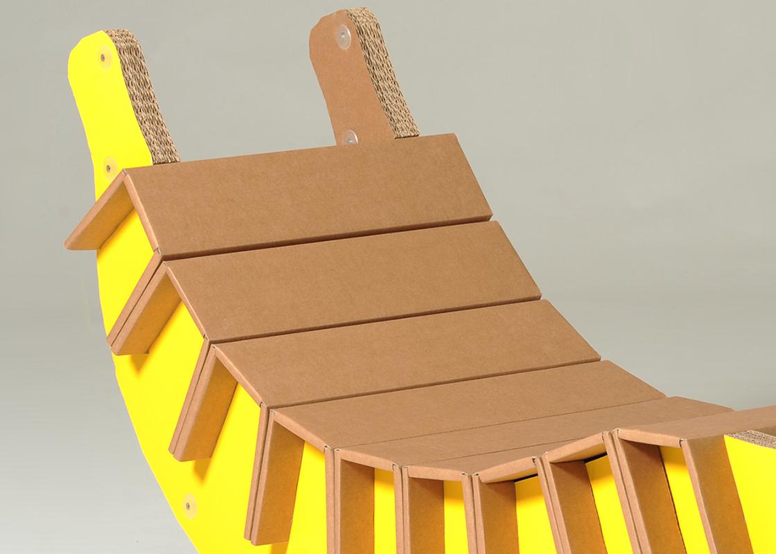 Cardboard Kids chaise longue bonita