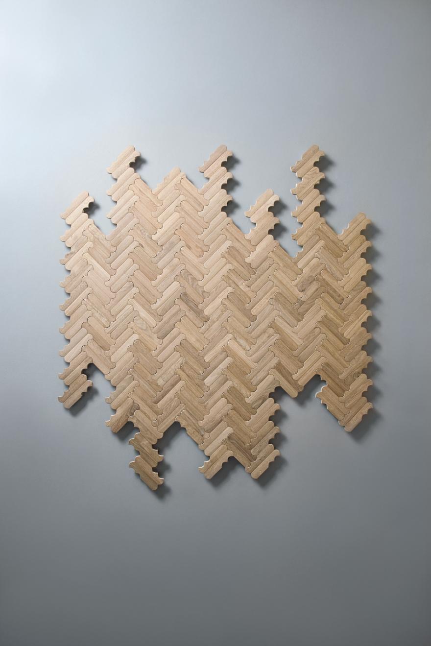 Τα πατώματα σκληρού ξύλου Listone Giordano μπισκότο n4