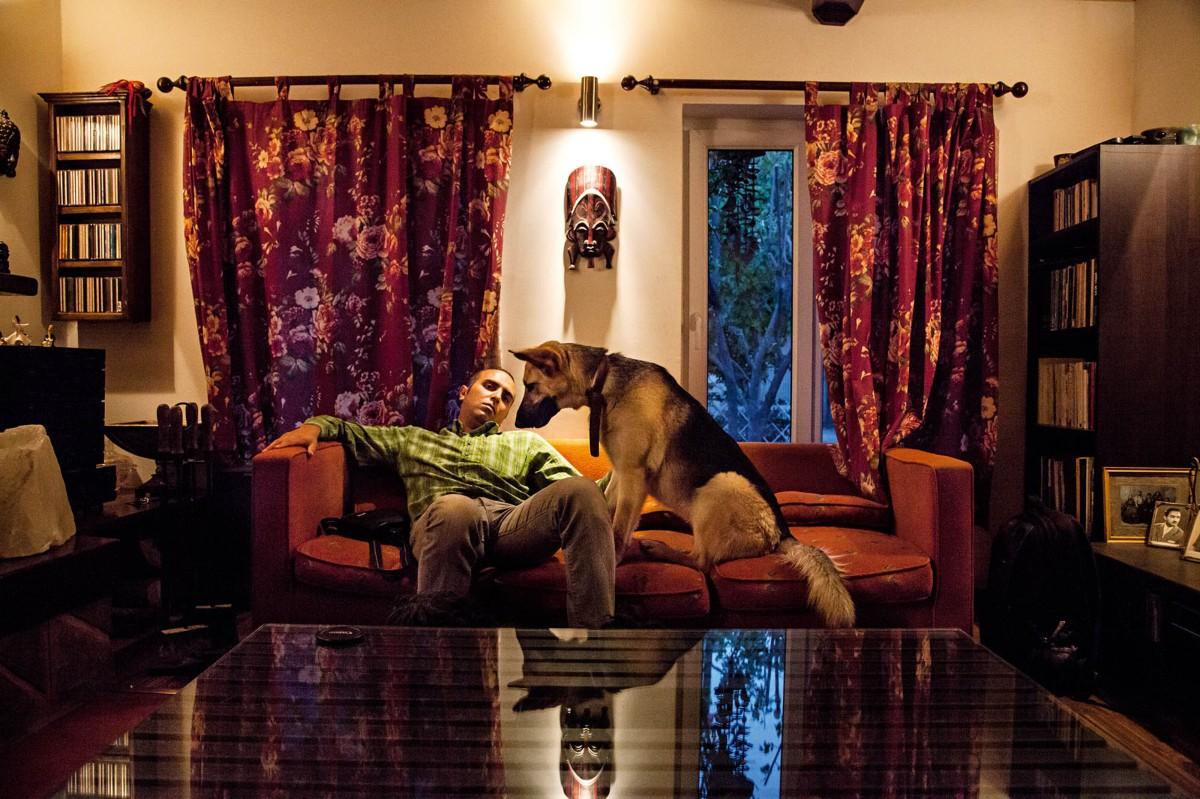 Η Φάμπρικα του ιρανικού Living Room, Nazanin Tabatabaei