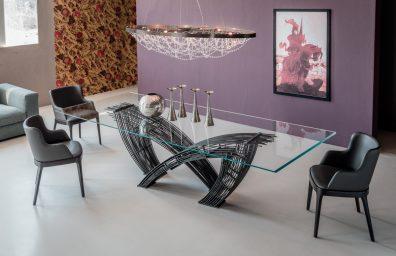 Cattelan Italian table hystrix