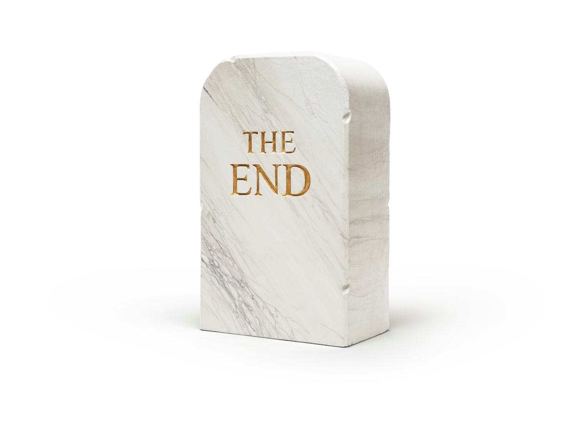 Gufram_THE END 1516_by Toiletpaper
