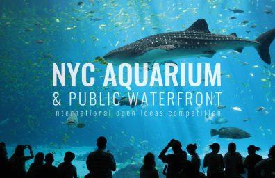 Ενυδρείο NYC και δημόσιος αρχιτεκτονικός διαγωνισμός προκυμαιών