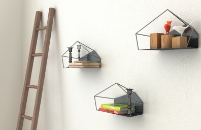 Wall shelf Wallhouse Roberto Paoli for Ligne Roset 02