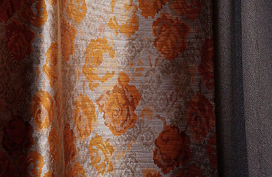 Agena Marriage Special Tenda Col 110 Orange