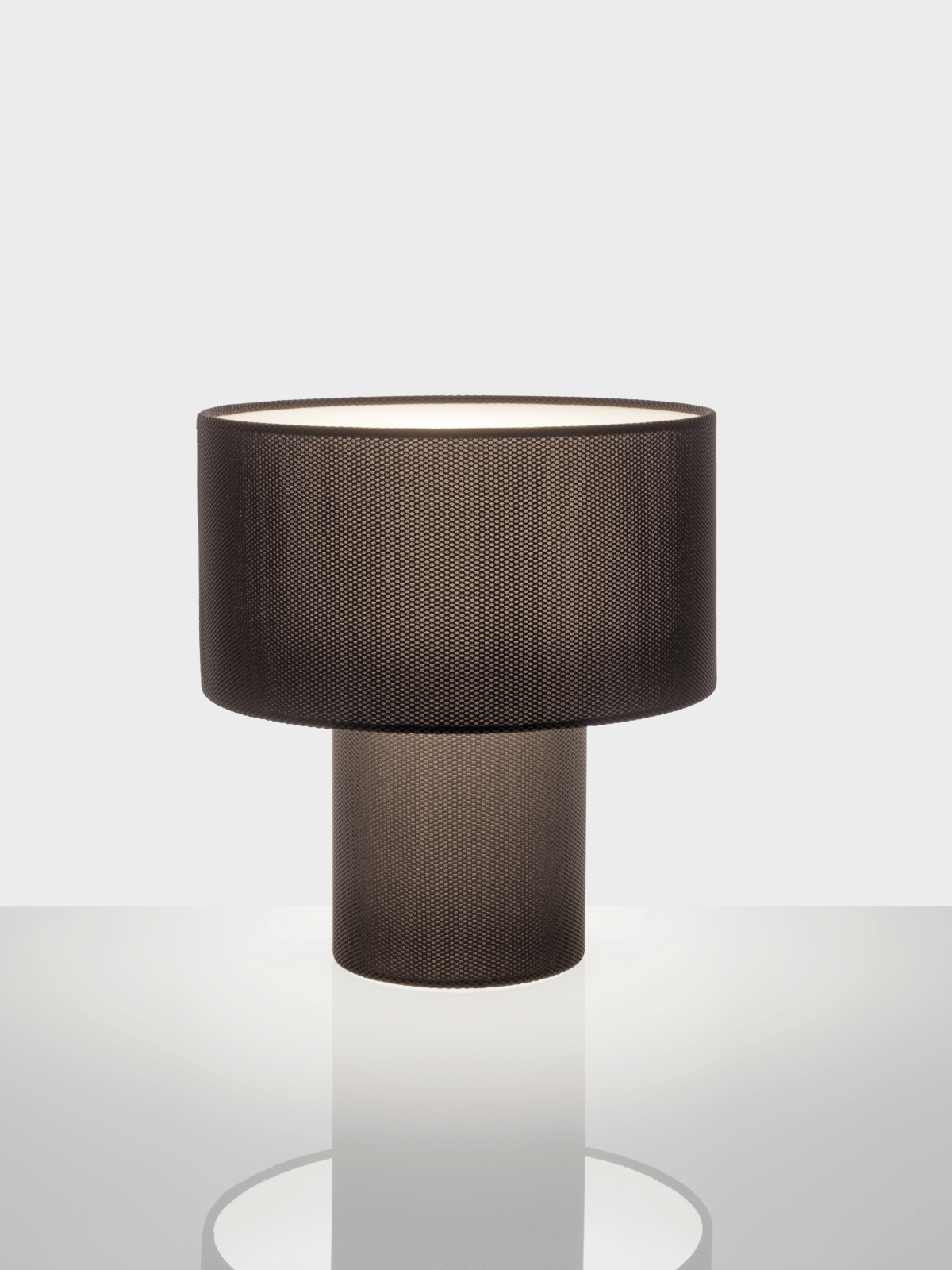 Diesel Living with Foscarini PIPE MESH table
