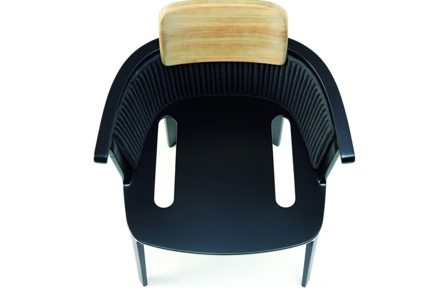 Νικολέτ σχεδίαση καθισμάτων Patrick Norguet για Ethimo