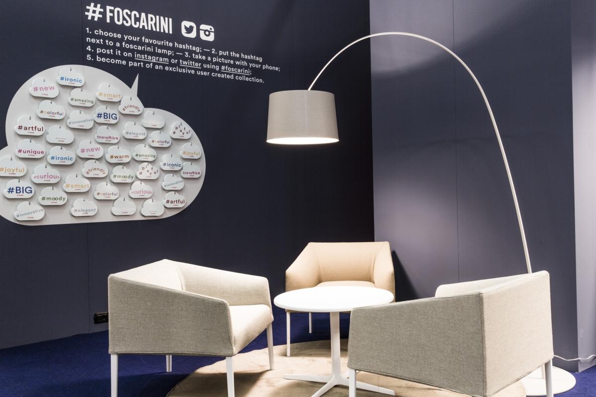 Foscarini to Stockholm Supplies & Light Fair