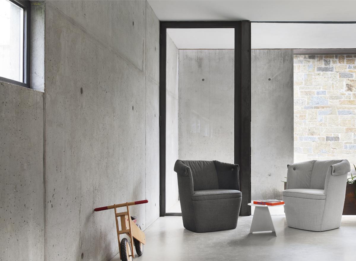 Überführung Stuhl, Design by Favaretto & Partners