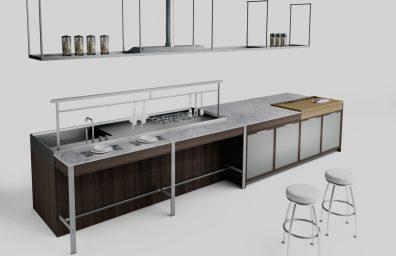 Ernestomeda K-Lab, το σχεδιασμό Giuseppe Bavuso