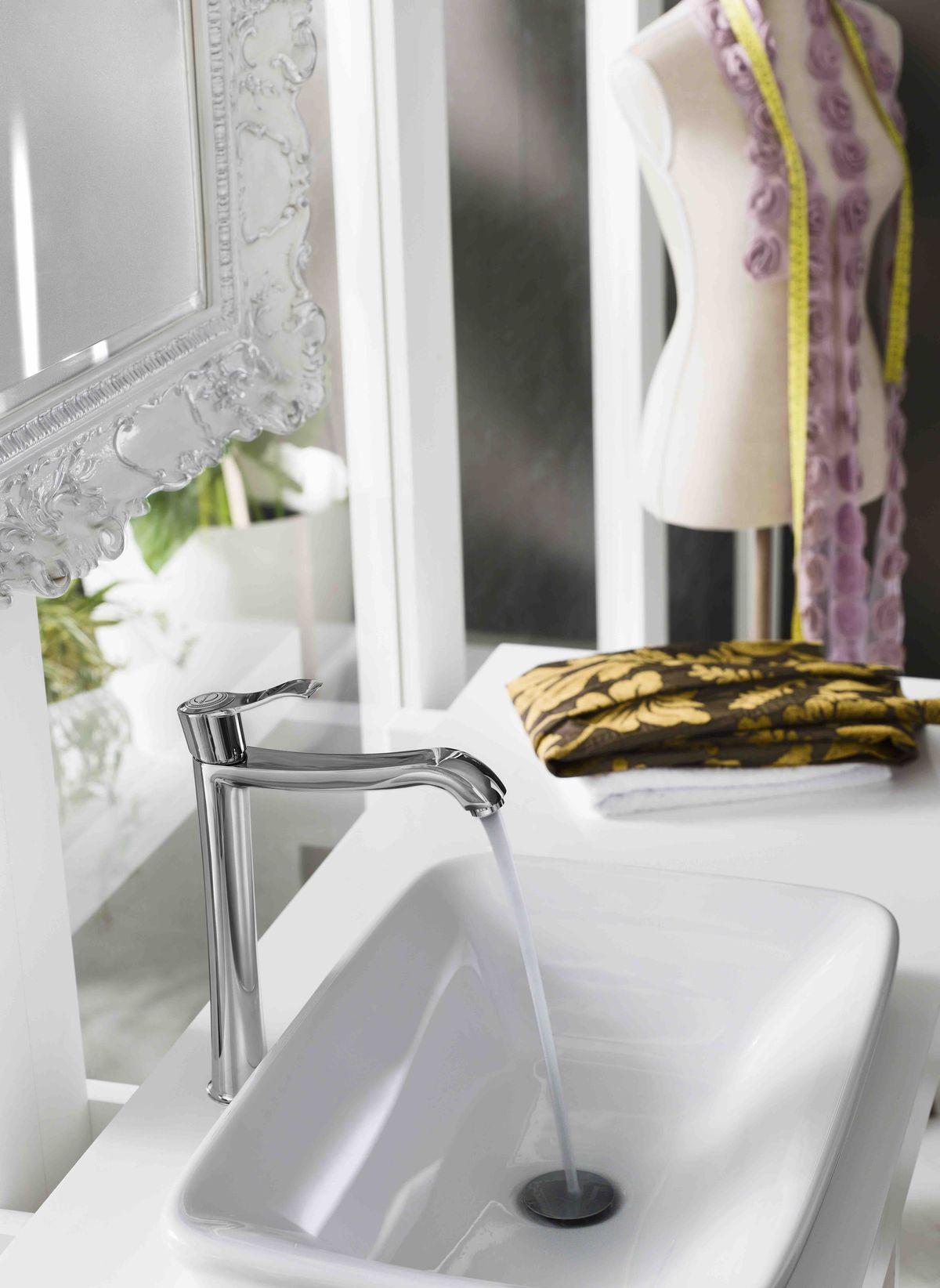 Sofi de Teknobili, cuarto de baño
