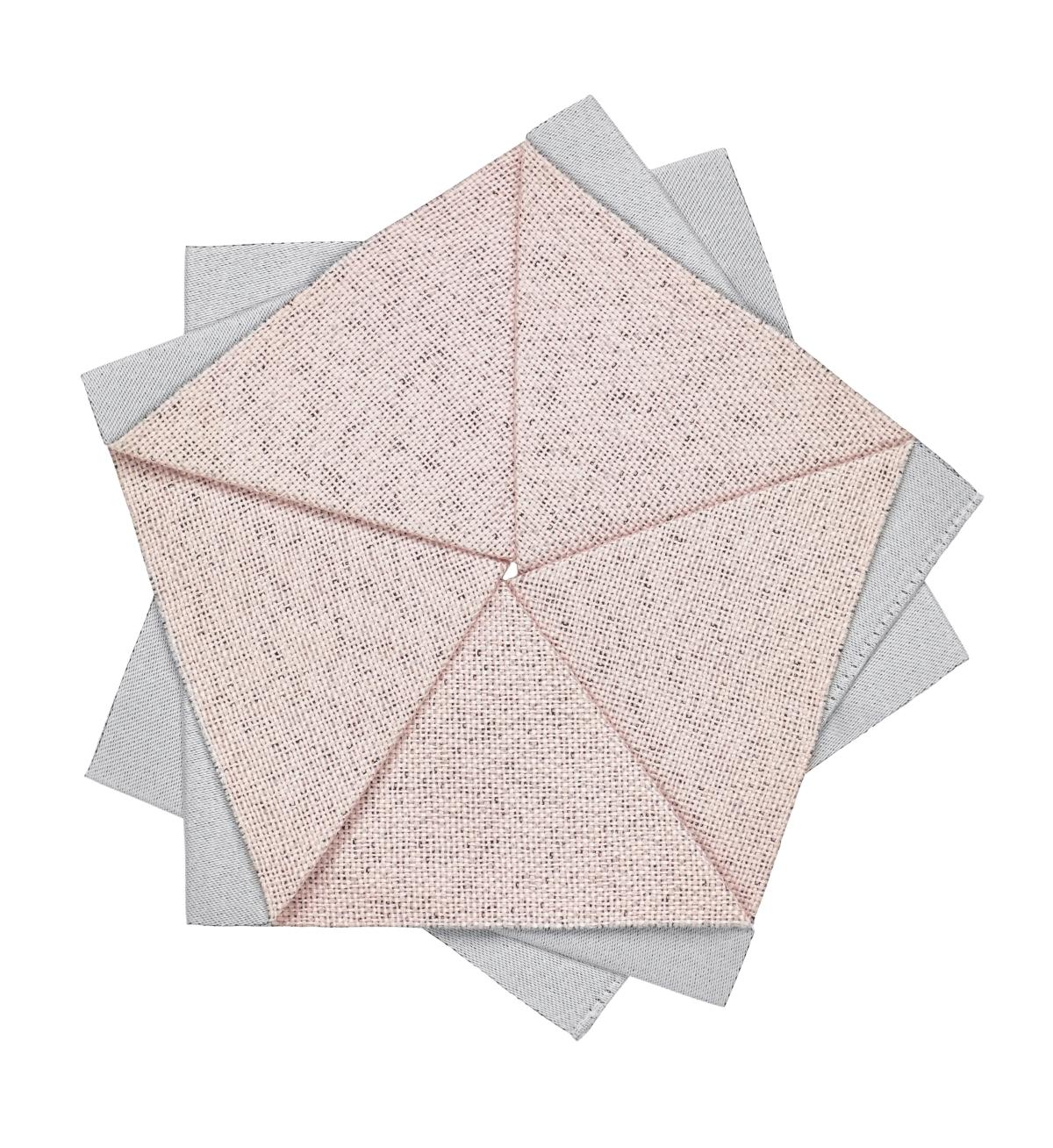 mesa de iittala IXI flor rosa 11cm