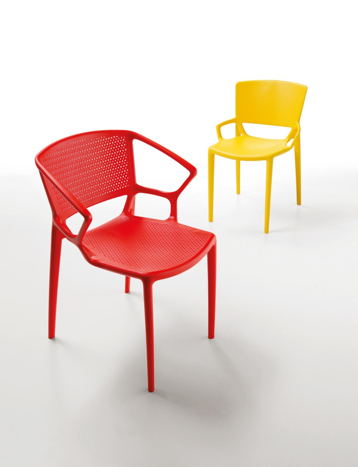 Infiniti Design chair Fiorellina