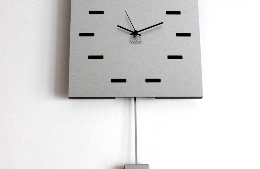 Quattro, orologio da parete