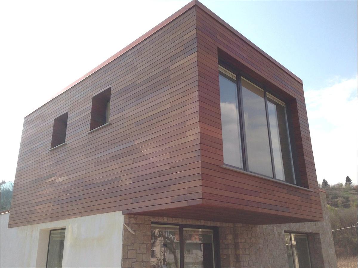 Deco Ipe Lapacho Privathaus in Bergamo