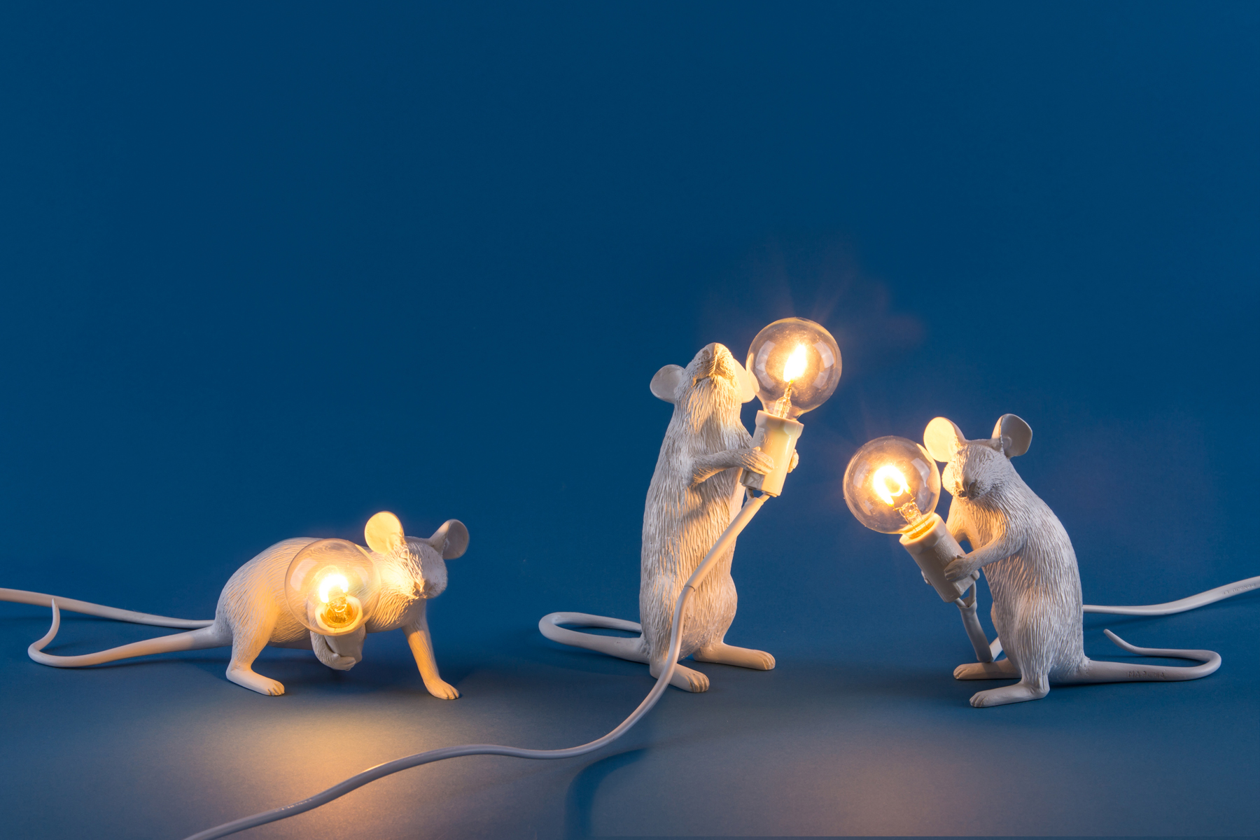 Seletti Mouse Lamp. Design: Marcantonio Raimondi Malerba