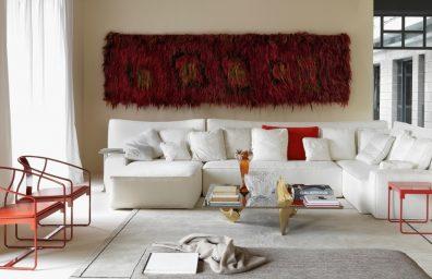 WOW καναπέ, desing Philip Starck για Driade