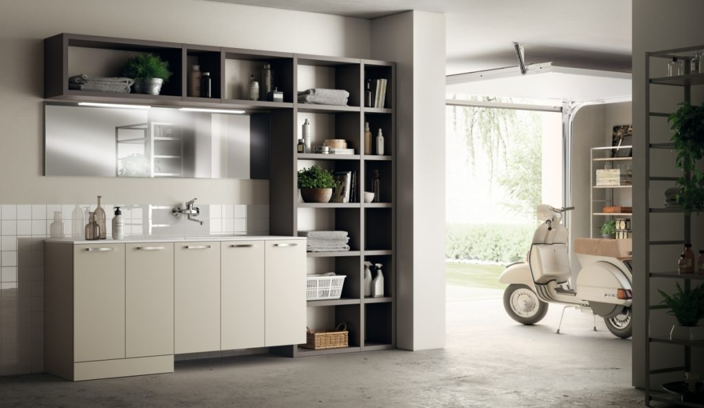 Laundry Space by Scavolini Bathrooms
