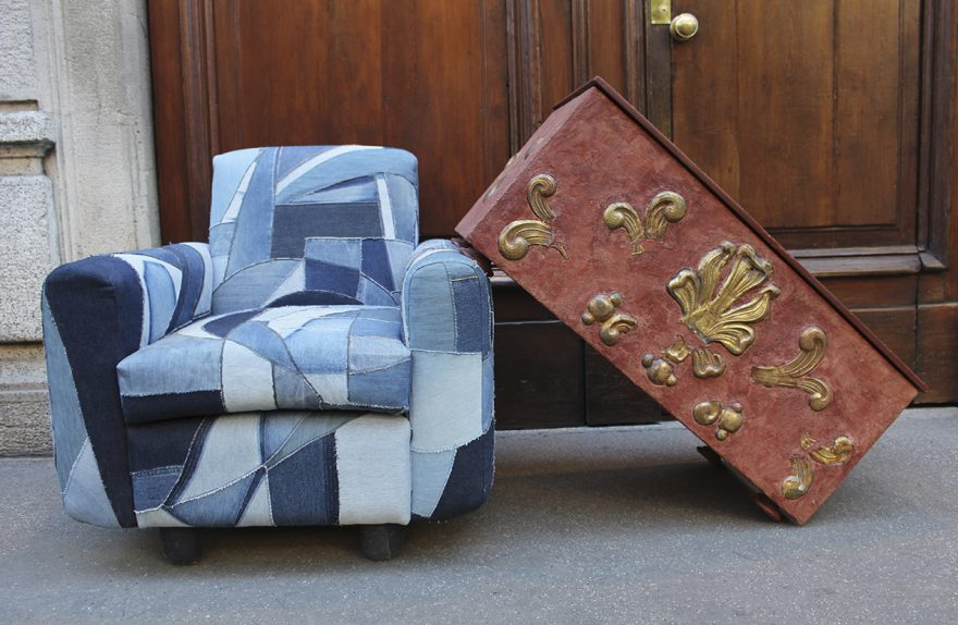 chair jeans and friezes cash