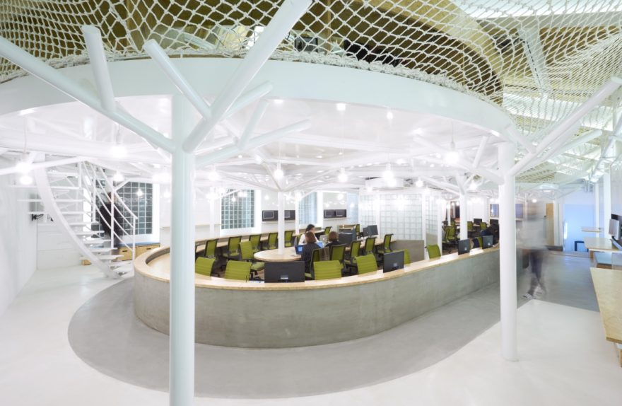 unbot Büro von Prisma Design