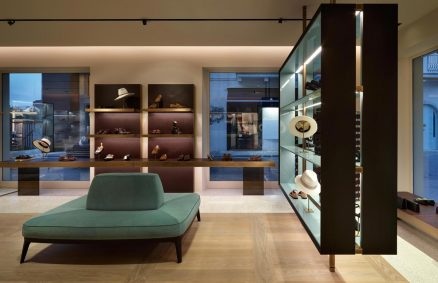 Giuseppe Bartoli Schuh Showroom