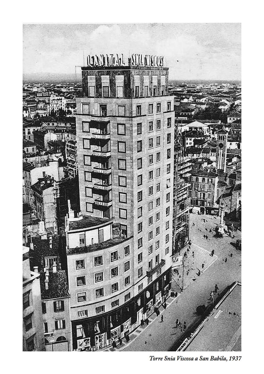Torre-SNIA-viscosa-San-Babila-1937