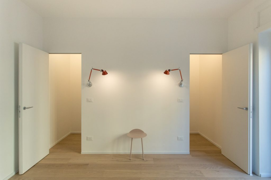 Studio Plus Ultra, conversion duplex Milano