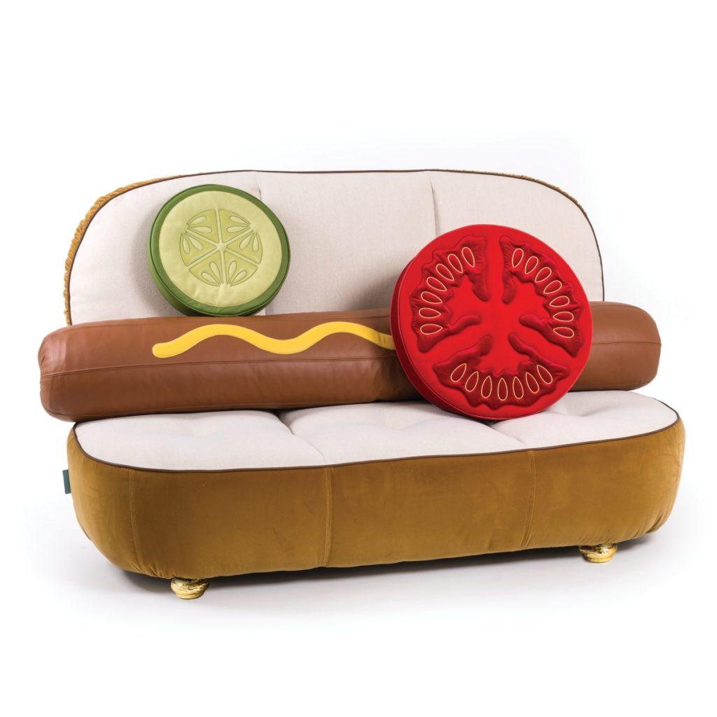 A Limited - Hot Dog Sofa 1