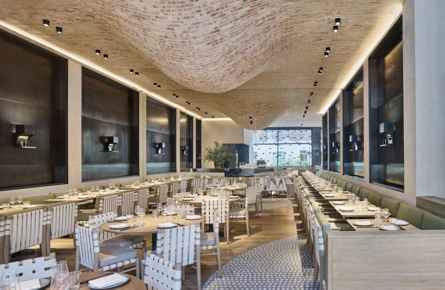 fucina restaurant london von andy martin architektur 01