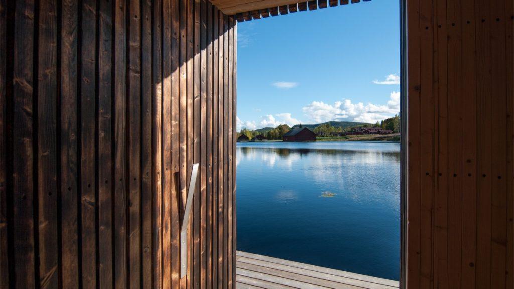 sauna flottant petit atelier d'architecture