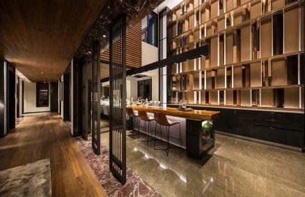 Nantong-Landschaft eine Villa Prism Design