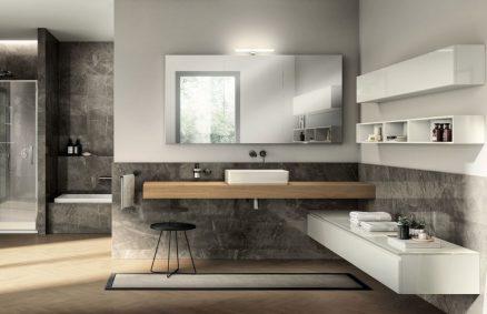 Scavolini Juno bathroom