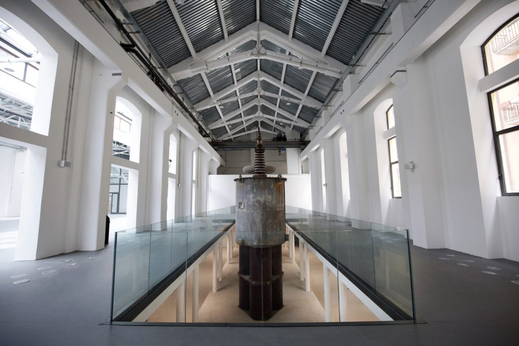 Adi Design Museum, the place - Cumulators