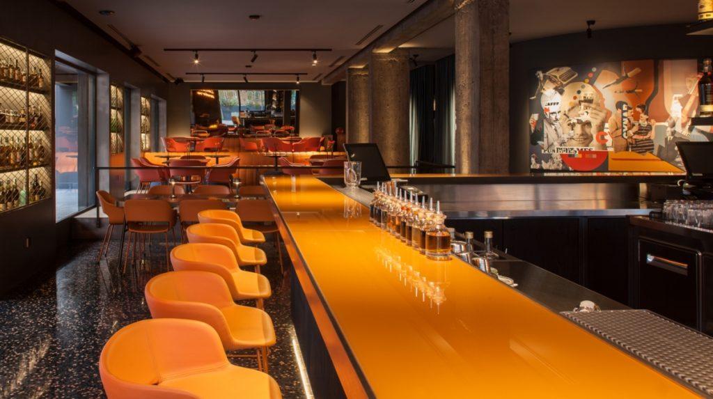 Fifty Italian spirit cocktail bar Daniele Della Porta
