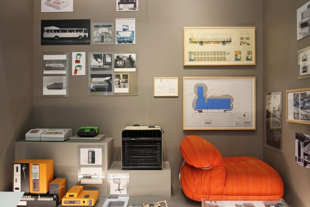 The spoon and the city ADI Design Museum curated by Beppe Finessi ph Martina Bonetti