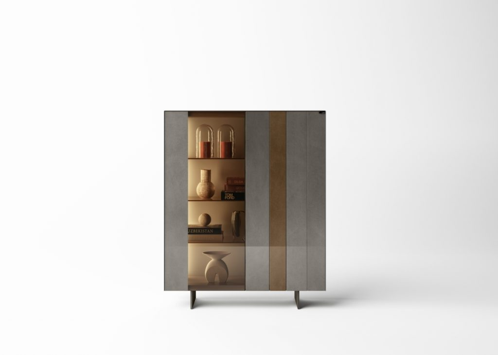 NOW Lago sideboard preview of Supersalone 2021